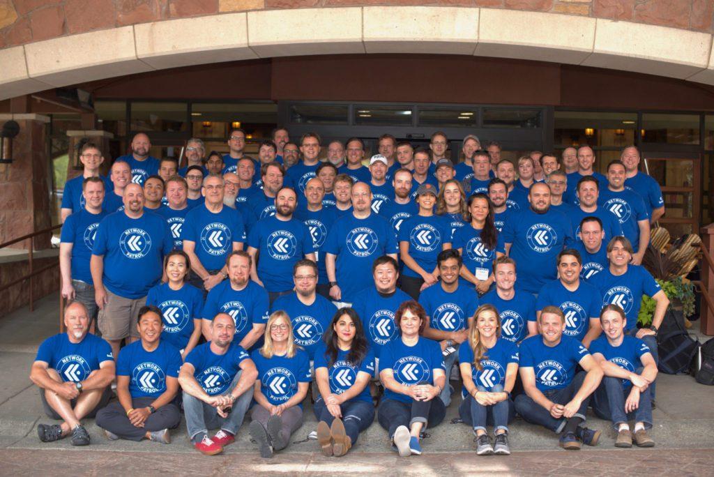 TechCrunch image of Kentik team, announcing latest funding of US$23.5M